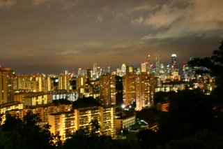 Night Photoshoot @ Mt Faber and Kent Ridge Park