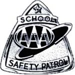 School Patrol badge