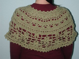 FO Friday: Chanson En Crochet | A little slice of life