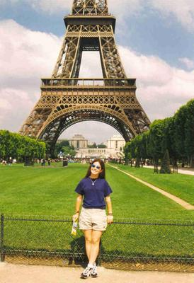 Diana en París