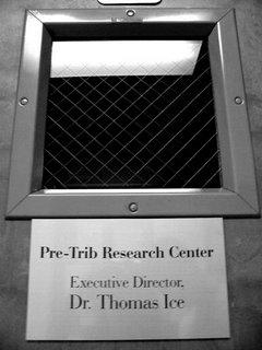 the pre wrath tribune the big lie