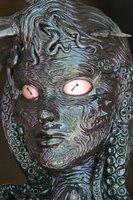 Head of Callgirl of Cthulhu statue