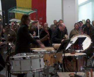 los solitas en percusión