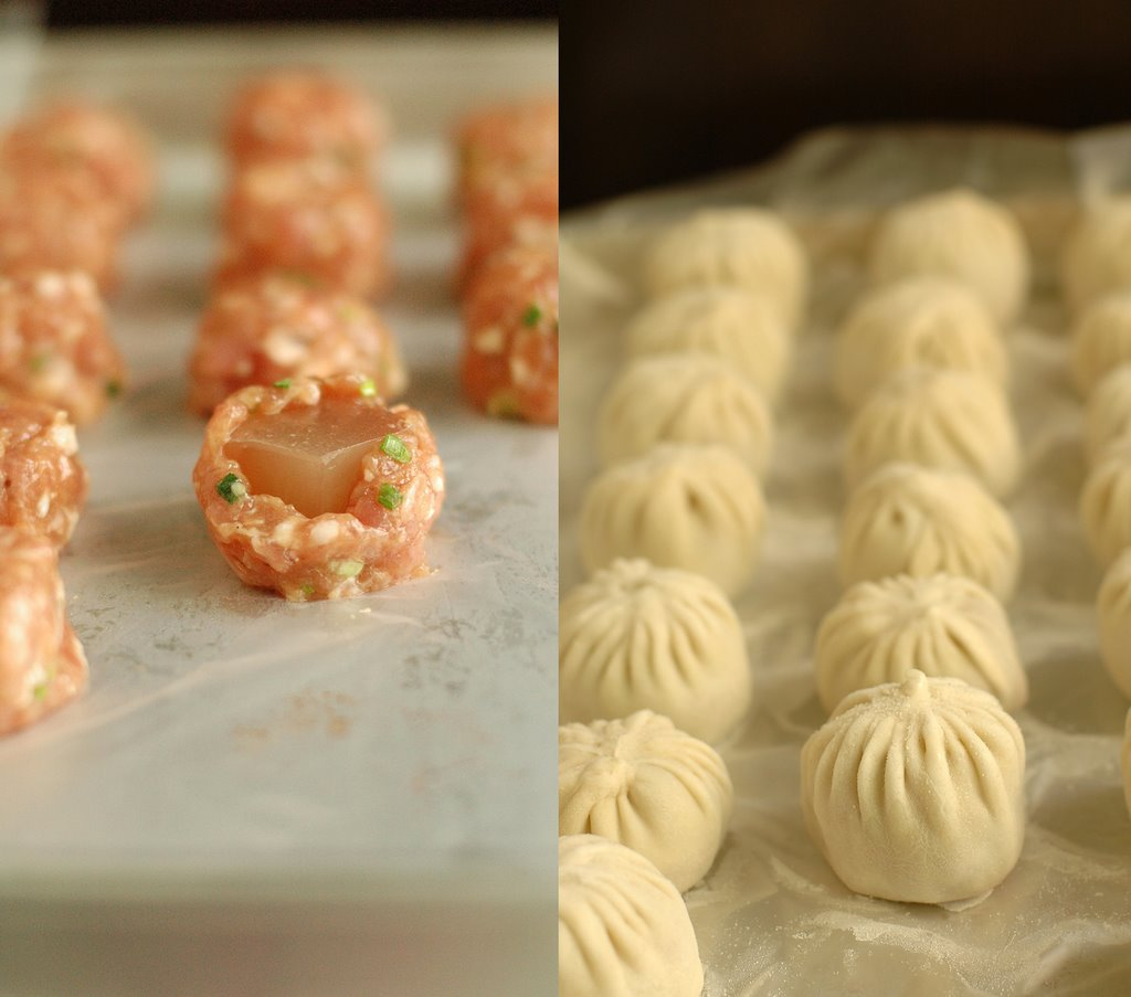 KUIDAORE: Work In Progress: Xiao Long Bao