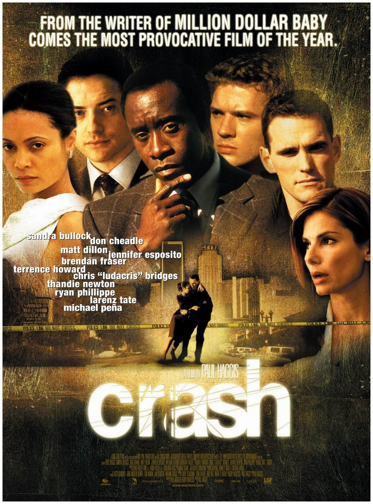 an assessment of the movie crash by paul haggis Watch crash island (tv movie  crash (2004) - imdb directed by paul haggis  study island is a leading academic software provider of standards-based assessment,.