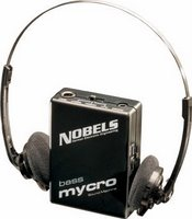 NOBELS BASS-MYCRO Headphone Amp