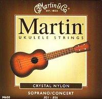 Martin ukulele strings soprano/concert