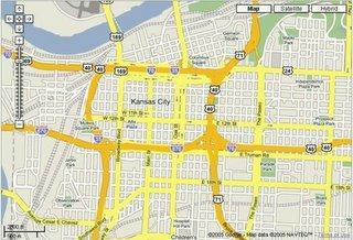 12番街はカンザス市。