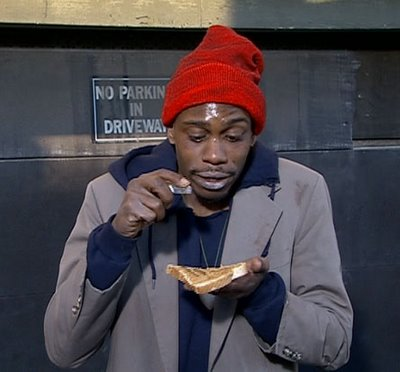 Chowdaheads - Sitting on Frog One: Great Dave Chappelle ...