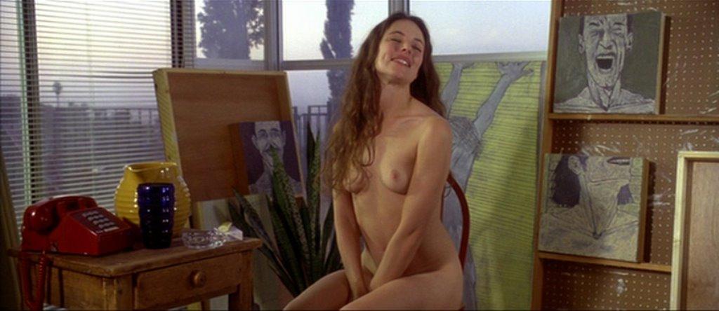 Nude pics of megan mullally