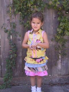 Lindsay at 4 years