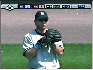 Bubba Crosby in RF