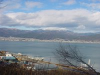 Suwako Lake, Nagano Prefecture