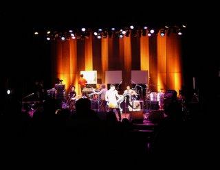 Aki Challenge concert.