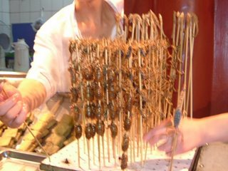 Beijing Food Stall Insects