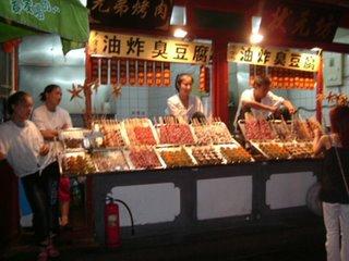 Beijing Food Stall