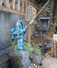 Benkei Well, Yushima, Tokyo