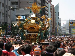 One of the main floats