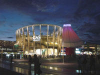 Aichi Expo Gas Pavilion