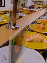 kaiten sushi