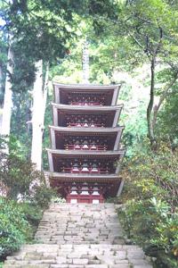 Muroji Temple, Nara Prefecture