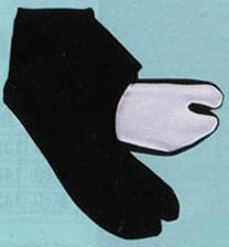 Japanese tabi socks