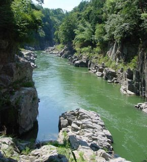 Tenryu Gorge