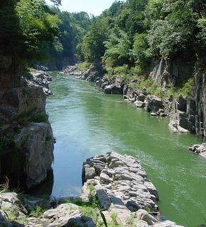 Tenryu Gorge
