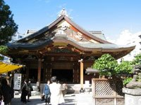 Yushima Shrine, Yushima, Tokyo.