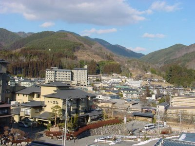 Hirugami Onsen, Nagano Prefecture