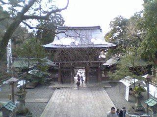 Inaba Shrine, Gifu