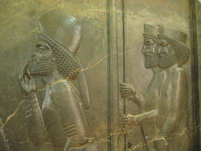 Relief Sculpture, National Museum of Iran, Tehran