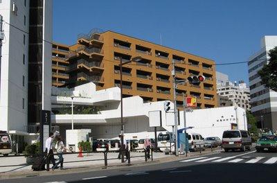 Kojimachi, a Tokyo CBD in Chiyoda ward.