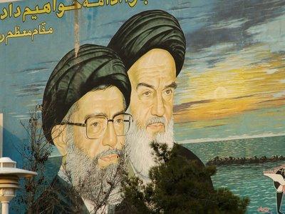Tehran (c)Neville Powis