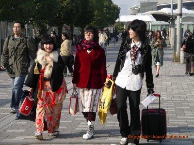 Going to Tokyo Design Festa.