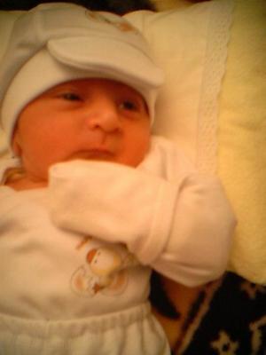 من در روز دوم تولد
