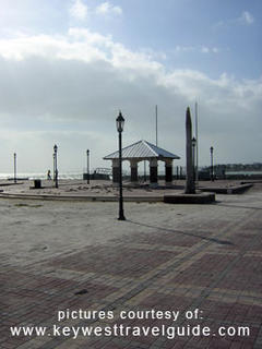 Mallory Square Post Hurricane