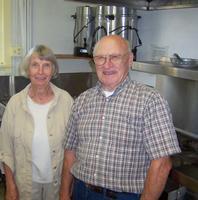 Montgomerys serve New Life Church, Thanks!