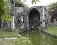 Romok az Angolparkban