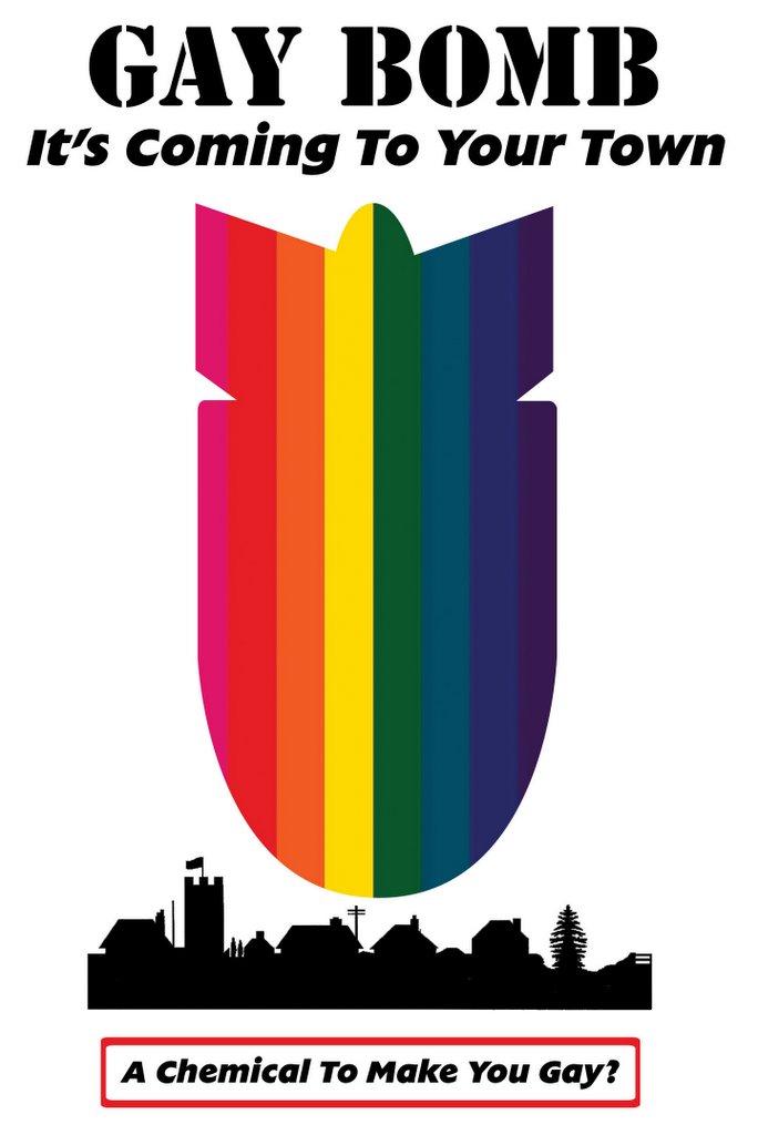 Army gay bomb