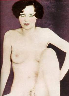 bankhead topless Tallulah