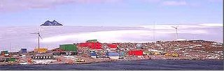 Mawson Antarctic Base