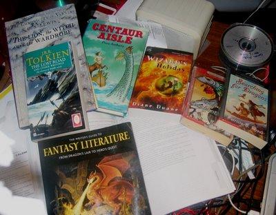 High fantasy, comic fantasy, fairy tale fantasy...!