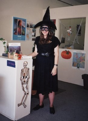 Fly By Night Airlines witch, circa 1988