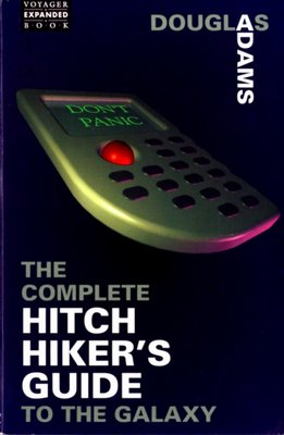 early e-book edition of H2G2