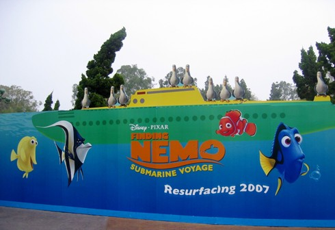 Resurfacing in 2007
