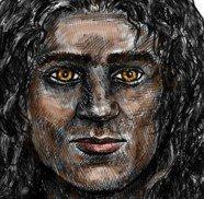 Rani at 16.  Art by Sherlock.  Color by Karen.