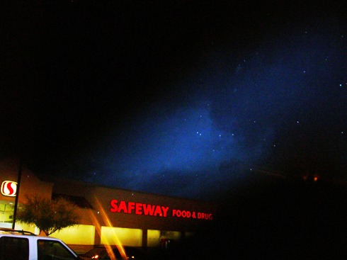 The Safeway Galaxy