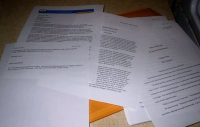 the submission package, Feb 2006