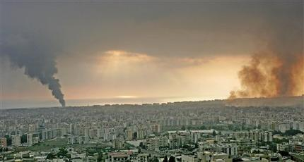 Beirut, July 2006